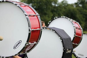 FHS Band Drums