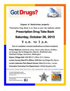 Lorain County Drug Task force