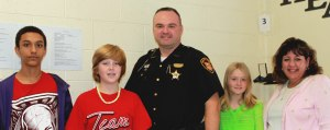 Teen Talk Deputy Greier