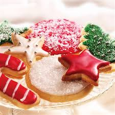 holiday cookie