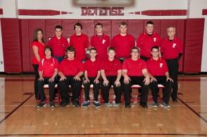 Boys Bowling Team 2014