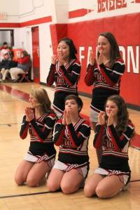 Cheer bb