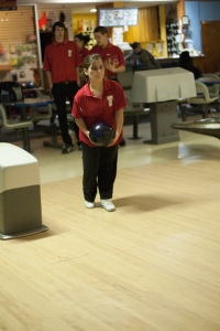 girl bowling 2
