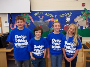 Design & Write 2014 Winners!