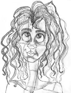 by Rachel Nitchman, grade 10