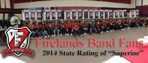 Band sup rating 2014