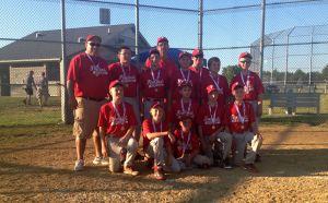 Firelands Storm Summer Baseball Team