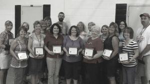 2014-2015 Service Recognition
