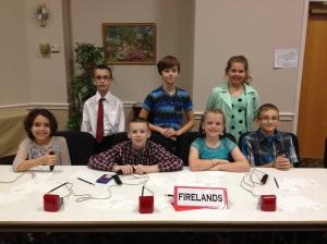 5th grade ac team oct 2014