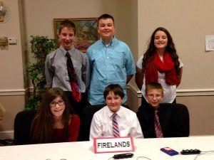 7th Grade AC Team