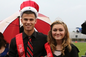 Congratulations to the King and Queen!