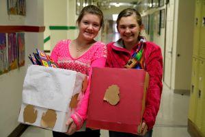 6th grade service project 2 11-14