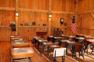 One Room School House 1 2014