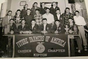 Camden FFA 1956