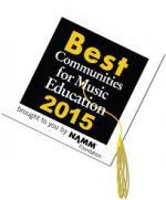 best communities for music ed 2015
