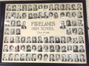 The Class of 1965!