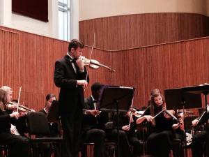 Nathan - concertmaster