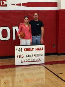 Keely Hall and Bill Szabo 2016