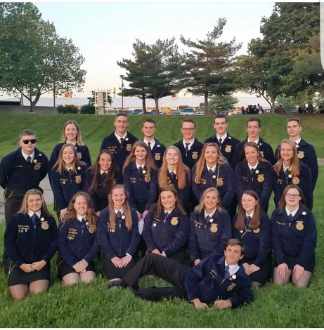 2016 FFA at State Convention