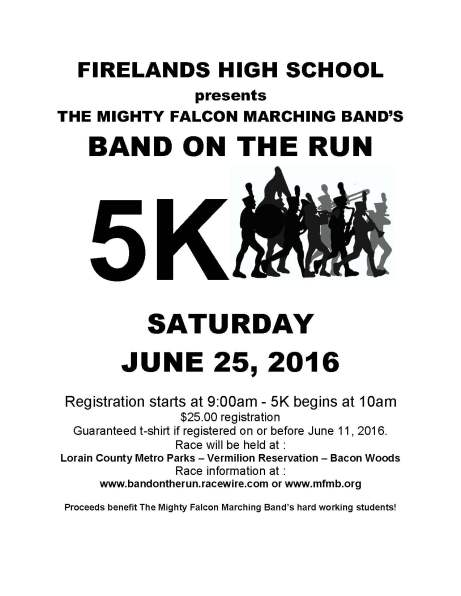 Band on the Run ad 2016