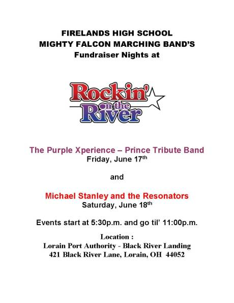Rockin on the River ad 2016
