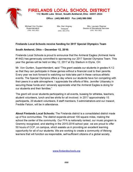 press-release-special-olympics
