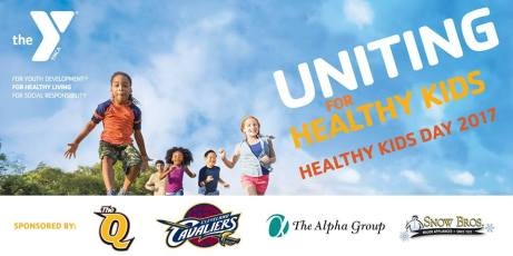 Healthy kid day 2017
