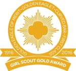 Girl Scouts Gold Award