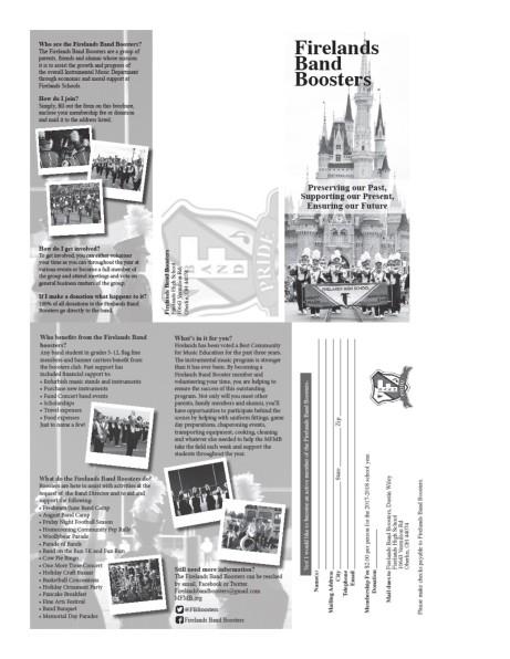 FBB Membership Brochure