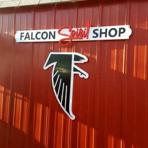 Falcon Spirit Shop