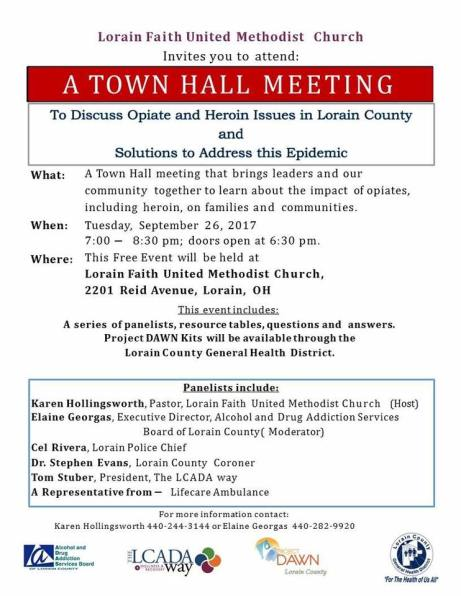 Town Hall Meeting 2017