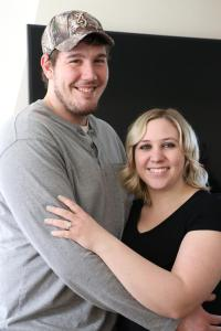 Greg Danicki engaged