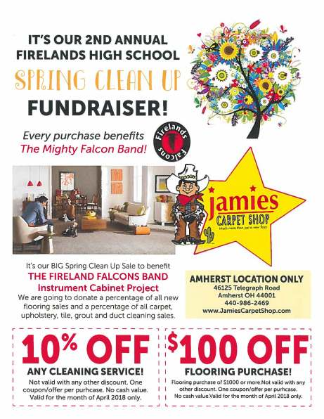 MFMB Jamies Fundraiser 2018