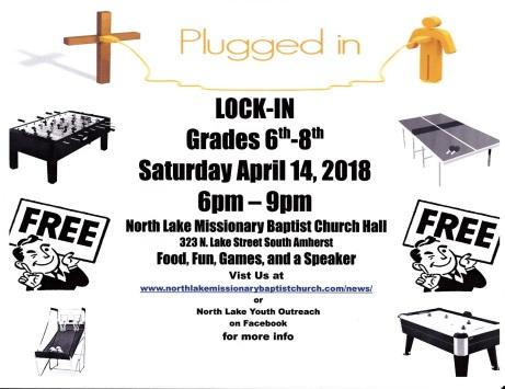 Plugged IN 2018 lock in