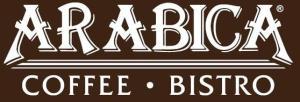 Arabica coffee logo