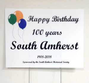 Happy Birthday SA 100 years