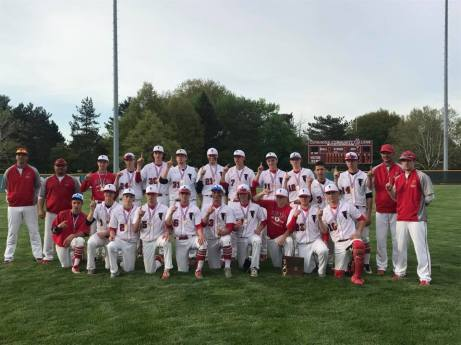 FHS Baseball District Champs