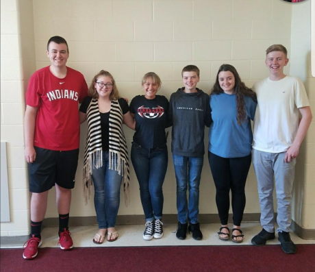 Student Council 2018 19 officers