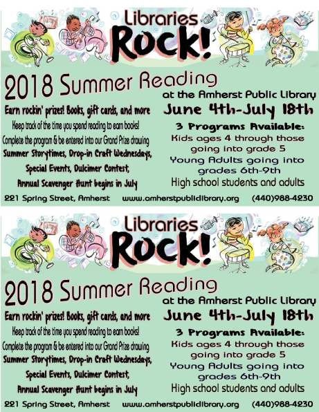Summer Reading Flyer Amherst Public Library 2018_Page_1