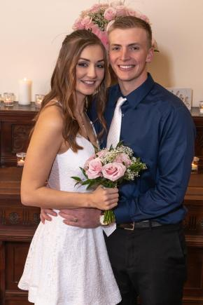 Nick Harris Wedding