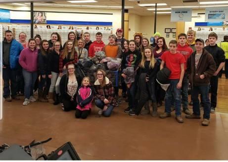 FFA Adopt a Family 12 18