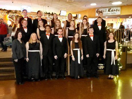 FHS Select Choir Kalahari 12 18