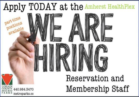 amherst health plex hiring