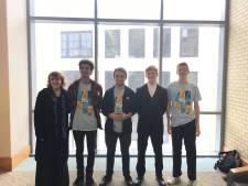 fhs honor band at kent 2019 1