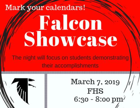 Falcon Showcase