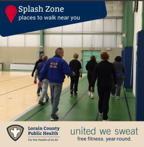Splash Zone walking 2019