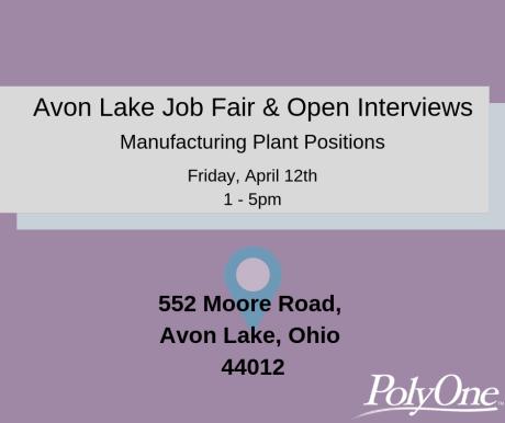 Poly 1 Job Fair 2019
