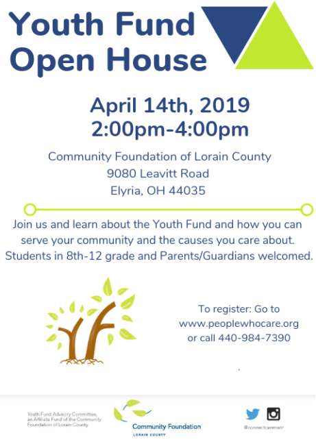 Youth Fund Open House 2019