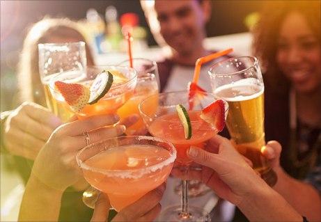 multiple drinks