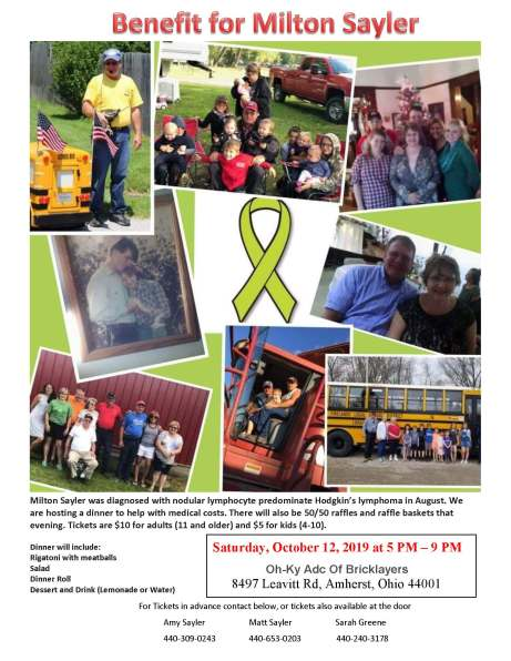 Sayler Benefit updated 10 8 19